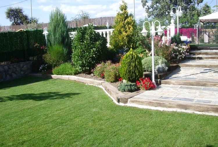Brindamos asesoramiento y servicios para hacer de su jardín un espacio donde relajarse y disfrutar, tratanto cada proyecto, grande o pequeño, con la misma pasión, profesionalidad y dedicación.